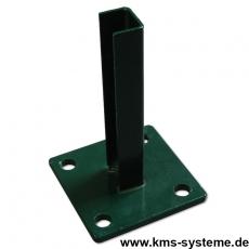 Standfuß für Pfosten Ø 42 - 44 mm