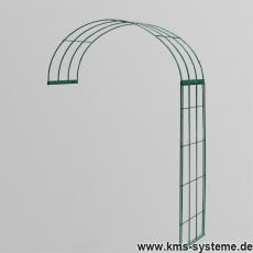 Rosenbogen 2-tlg. grün ca. 2400x1500x400 mm