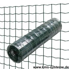 Geschw. Gitterrolle FOE grün Maschung 50x50x3,0mm