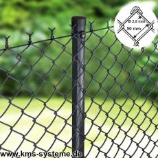 Maschendraht Rolle anthrazit 50X50X2,8mm