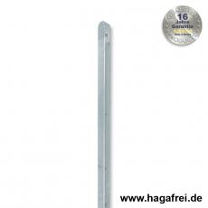 T-Zaunpfosten feuerverzinkt 35mm Breite