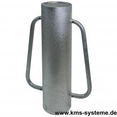 Pfahlramme / Handpfahlramme feuerverzinkt Ø 155 mm x 600 mm
