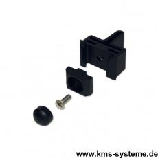 EASY-B-EASY Universalschelle für T-Profilpfosten T35/4 mm