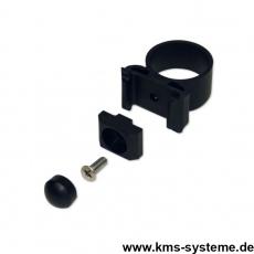 EASY-B-EASY Universalschelle für Rundpfosten Ø 42/4 mm