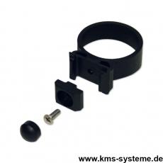 EASY-B-EASY Universalschelle für Rundpfosten Ø 60/4 mm