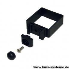 EASY-B-EASY Universalschelle für Quadratpfosten 60 x 60 / 6 mm