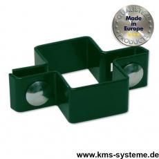 Mittelschelle grün 60 x 40 mm