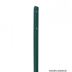 T-Profilpfosten 35mm thermoverzinkt + grün