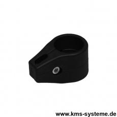 Einfachschelle Ø 34 mm grün oder schwarz